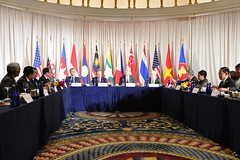 Secretary Kerry Delivers Remarks at the ASEAN Foreign Ministers Meeting (U.S. Department of State) Tags: johnkerry un unitednations unga asean newyork malaysia