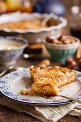 IMG_2882_exp-2 (Helena / Rico sin Azcar) Tags: tarta cake pear pera poached frutossecos almendras nut almond frangipane
