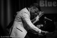 Matthew Lee @ Blue Note Milano 22-09-2016