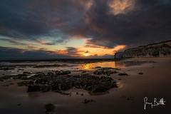 Sunrise, Botany Bay. (thesharkhunter) Tags: broadstairs botanybay seascapes landscape sunrise beach sonya7rii gregbottle