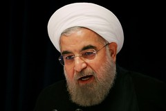 Iran's president says U.S. election presents solely dangerous or worse selection (majjed2008) Tags: choice election irans offers only president says us worse