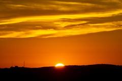 Sunset ((Jessica)) Tags: boston newengland pw prospecthilltower sunset prospecthillpark massachusetts prospecthill prospecthillmonument somerville orange