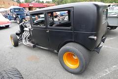 HotRod Sedan (bballchico) Tags: hotrod sedan supercharged ratbastardscarshow carshow 206 washingtonstate