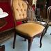 Ornate Italian lounge chair â¬70