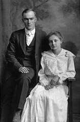 Ray and Mabel Houser