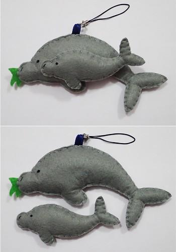 marecet felt craft_dugong m&c