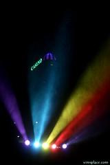 Casino  la UFO (VIM'S PLACE) Tags: casino ufo niagara falls canada amish tourists light color mist spotlights