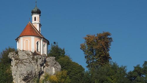 Kalvarienbergkapelle, Wörnitzstein