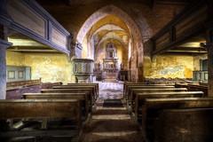 Taubenkirche (Sven Grard (lichtkunstfoto.de)) Tags: urbex lostplace abandoned decay derelict church kirche verlassen vergessen