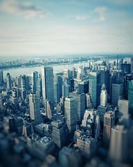 Sim City (scottwills) Tags: buildings newyorkcity city manhattan skyscrapers scottwills simcity skyline nyc newyork