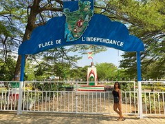 "Place de l'independance. City center. Bujumbura. Burundi  August 2016 #itravelanddance • <a style=""font-size:0.8em;"" href=""http://www.flickr.com/photos/147943715@N05/30457361736/"" target=""_blank"">View on Flickr</a>"