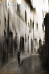 A day like today (catiamencacci) Tags: catiamencacci solitude woman