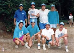 SBCC Men's Retreat 1991 (Tom Vivian) Tags: cuttingedge eriknystrom stevecox jimmcgovern jimmcgovernjr ericdrucker carloscalderon bobmercer themountaincamp pescaderoca johnisaacs