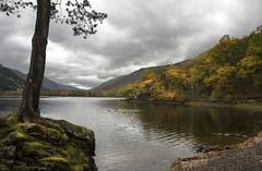Loch Voil (albireo 2006) Tags: lochvoil trossachs thetrossachs scotland lake loch clouds