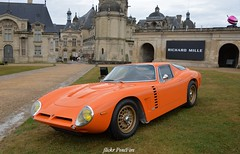 1968 Bizzarrini 5300 GT  Strada (pontfire) Tags: bizzarrini 5300gt strada iso grifo 5300 vieillevoiture voitureancienne voituredecollection racecar sportcar voituredecourse classiccars sportcars oldcars car cars auto autos automobile voiture voitures rivolta isogrifo giottobizzarrini italiancars antiquecars v8cars rarecars automobiledeprestige automobiledecollection automobileancienne automobileitalienne automobiledexception automobiledesport sportscars v8 supercar automobili automobiles coche coches carro carros wagen pontfire worldcars chantilly arts élégance chantillyartsetélégance chantillyartsetélégance2016 richardmille peterauto chantillyartsélégance chantillyartsélégance2016 2016 gran turismo giorgetto giugiaro