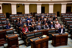 BJA Visit to the Federal Parliament - DSC_0477