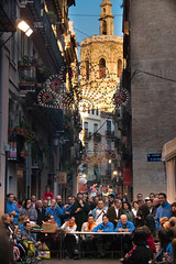 The panel (McGarry) Tags: valencia fallas cathedral spain tourism crowd people judge