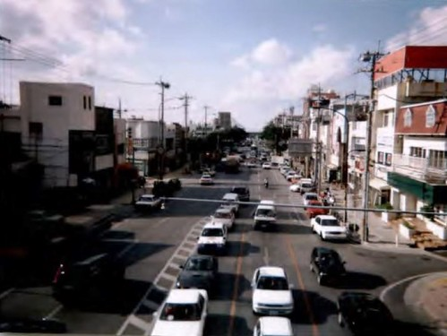 """B.C."" Street- Okinawa, Japan"