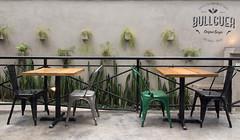 Bullguer (erikcarpes) Tags: estudiopreto arquitetura architecture design interior interiordesign saopaulo brazil brasil bullguer hamburguer concrete concretewall paredeconcreto cimento decoracao cimentoqueimado