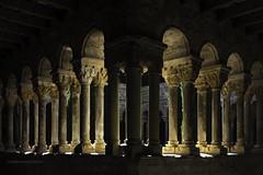 ...en el tiempo (MILKETA) Tags: lestany moianès claustres catalunyaromanica
