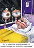 www.cartoonstock.com/cartoonview.asp?catref=dren423 (doc_manst) Tags: glaucoma eyedisease eyediseases eyesight eyeball eyeballs vision visualimpairment visualimpairments hospital hospitals patient patients coma comas healthcare optometrist optometrists optometry optician opticians cartoon cartoons
