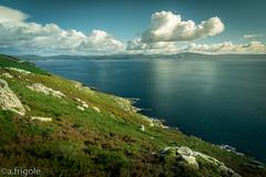 Cabo Fisterra (afrigole) Tags: finisterre fisterra galicia spain nature tourism travel pilgrim camino de santiago compostela clouds nubes mar ria riasbaixas