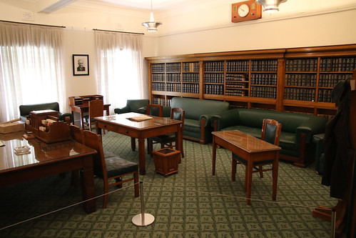 20160926_0296 Ministrial Party Room - Old Parliament House