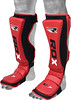 RDX MMA Shin Instep Pads Leg Foot Guards Kickboxing Protector Training Muay Thai (mmaplanet1800) Tags: foot guards instep kickboxing muay pads protector shin thai training