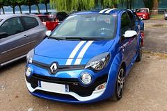 Renault Twingo RS Gordini (alex73s https://www.facebook.com/CaptureOfAlex?pnr) Tags: auto automobile automotive car coche canon voiture vehicule transport rassemblement renault rs twingo gordini macchina meeting bleu blue europeenne european french francaise