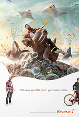 Kapaza (inspiration_de) Tags: graphicdesign photography poster retouching