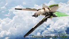 Tequila Intercept Viper (Abathar) Tags: novvember petermowry viper lego ship tequila vv