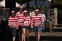Waldo (swong95765) Tags: costume waldo people cartoon character dressedup walking park unusual cute