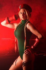 Cammy White (BlunaVyris) Tags: cammy white from street fighter videogioco capcom picchiaduro vs female characters cosplay cosplayer