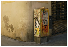 Barcelona_0109 (Thomas Willard) Tags: espaa barcelona spain graffiti culture grcia catalonia