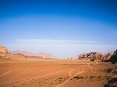 Deserto Wadi Rum, Jordania (Marco Gomes) Tags: desert jordan travel trip vacation wadirum