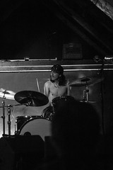 Hear (Merrill_Sampson_Fotography) Tags: art is bread rock roll live music bass drum guitar blackandwhite black white