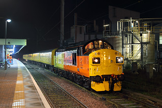 37099 Warrington Bank Quay 5th December 2016