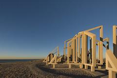 Concrete dune (Jan-Jacob Luijendijk) Tags: concrete dune duinen zuidholland maasvlakte kunst kunstwerk art artwork nikon d600 1635mm winter cold