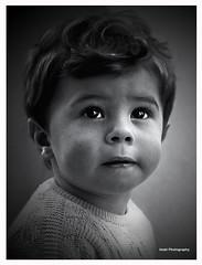 Retrato infantil (Imati) Tags: retrato niño interior 1969 nikon