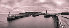 Whitby Pier (phildigs89) Tags: whitbypier whitby nikon d7200 sigma 18250 northeast sea