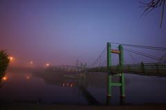 DSC08504 (cemilÖzenli) Tags: eskişehir fener adası gaga yaya köprüsü porsuk sonbahar pedestrian bridge sunrise autumn