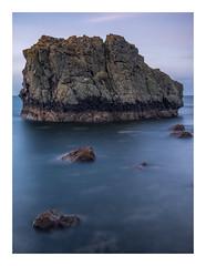 Dunure Rock Study_2.jpg (Dylan Nardini) Tags: nikon water sea shore dunure stacks scotland ayrshire 2016 d810 coast rocks