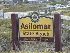 Asilomar State Beach sign (Aldene.Gordon) Tags: asilomar pacific grove monterey montereybayarea