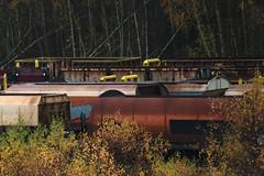 112049 Toton 031216 (Dan86401) Tags: 112049 112 oca ocan bass dropsideopenwagon br fishkind fourwheeled wagon freight ews db dbcargo engineers departmental infrastructure civilengineer toton