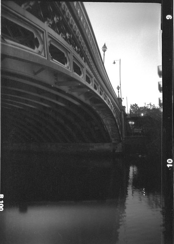 Crown Point Bridge - Kodak Bullet