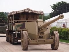 Sd.Kfz. 7 & 88mm PaK 43 (Megashorts) Tags: german axis ww2 wwii sdkfz7 half track halftrack olympus ep3 pen olympuspen mzd 50150mm 2013 military army armour armoured armor armored war fighting vehicle bovington bovingtontankmuseum dorset uk tankmuseum bovingtonmuseum tank museum thetankmuseum england weapon guest outside pak88 pak43 88cm 88mm tankfest tankfest2013 sdkfz 7 ppdcb4 show