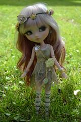 Fée de la Nature (~Louna~) Tags: nature fairy pullip fullcustom