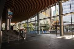 Vancouver Convention Center - LMN (6) (evan.chakroff) Tags: canada vancouver britishcolumbia da conventioncenter 2009 mcm lmnarchitects lmn vancouverconventioncenter evanchakroff vcec vancouverconventionexhibitioncenter chakroff