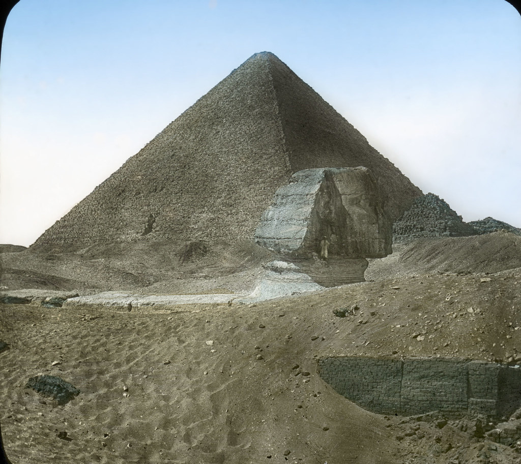 Pity, that pyramids of egypt webcam consider, that