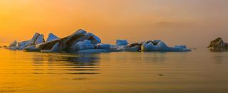Jökulsárlón/ Jökulsár lagoon